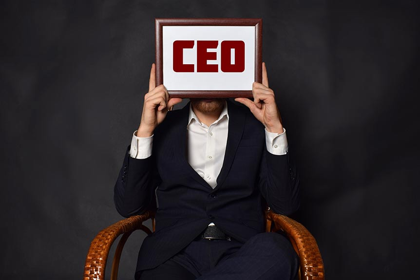 Become the CEO of 'Me, Inc.'
