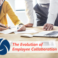 Employee collaboration has taken on a new meaning